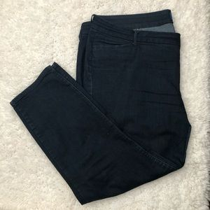 Old Navy Denim Cropped Pixie Pants [Size: 18]